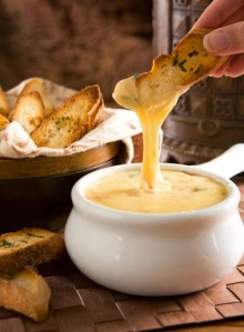 Gouda Cheese Fondue