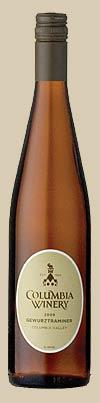 Columbia Winery Gewurztraminer