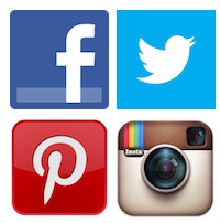 facebook-twitter-pinterest-instagram