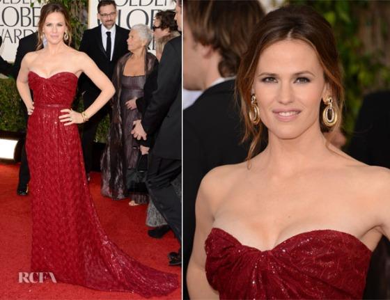 Jennifer-Garner-In-Vivienne-Westwood-Couture-2013-Golden-Globe-Awards