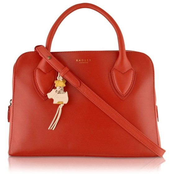 Red Work Bag